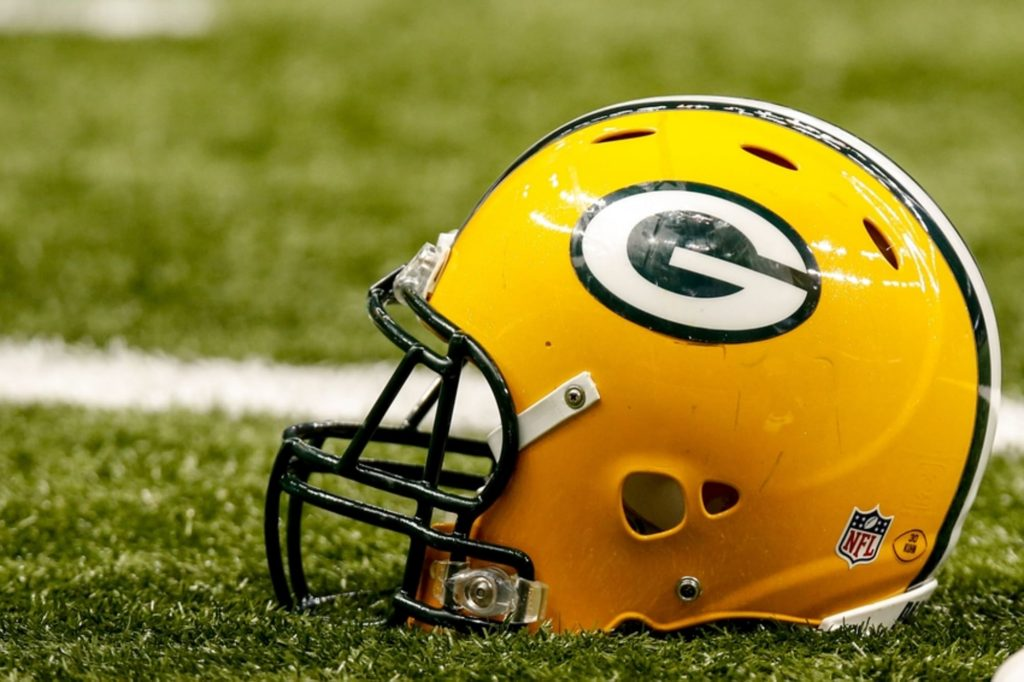 green bay packers memorabilia sports helmet
