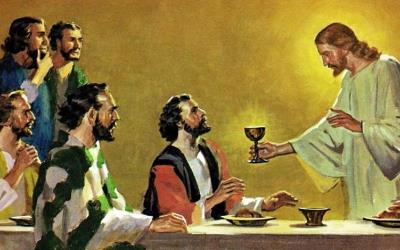 did Jesus Drink?