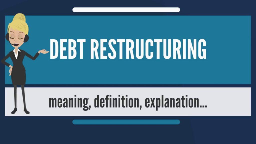 church debt restructuring