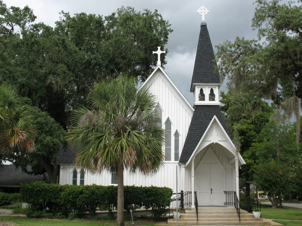 Leesburg, Florida plumbing for churches