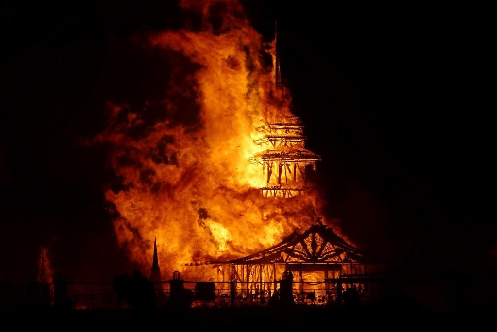 worst church fire